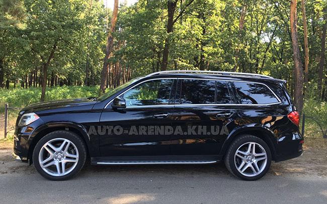 Аренда Mercedes GLS (второе поколение) на свадьбу Харьков