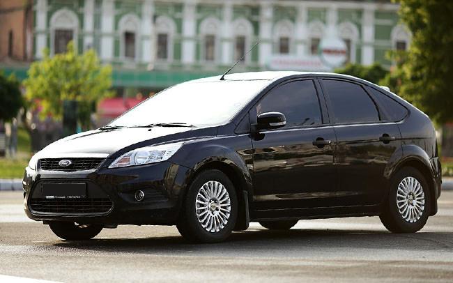 Аренда Ford Focus на свадьбу Харьков