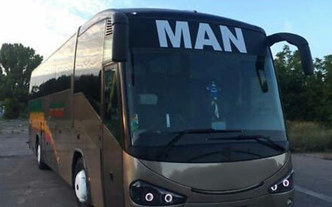 Аренда Автобус MAN 16-360 на свадьбу Харьков