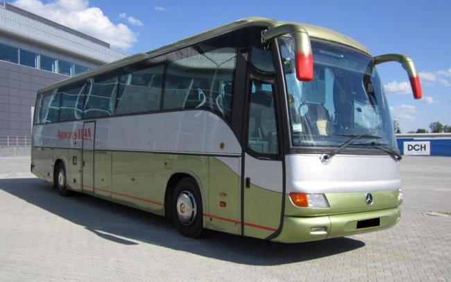 Аренда Автобус Mercedes 1842 LL на свадьбу Харьков