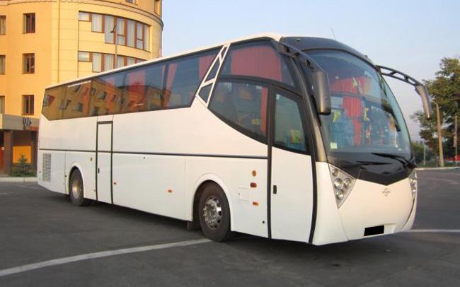 Аренда Автобус Scania Atlantis на свадьбу Харьков