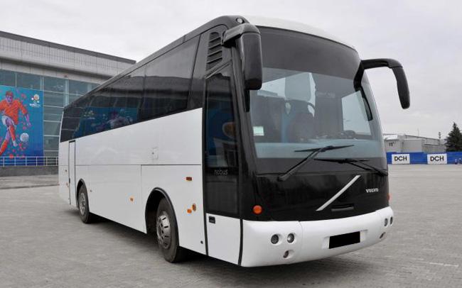 Аренда Автобус Volvo B7R на свадьбу Харьков