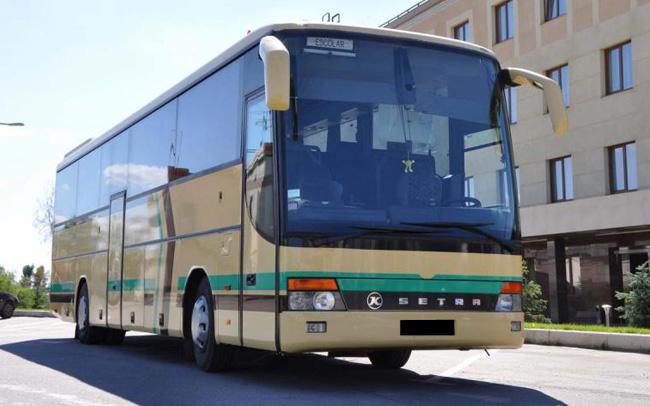 Аренда Автобус Setra S 315 HD на свадьбу Харьков