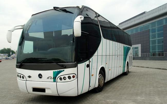 Аренда Автобус Mercedes 618.215 на свадьбу Харьков